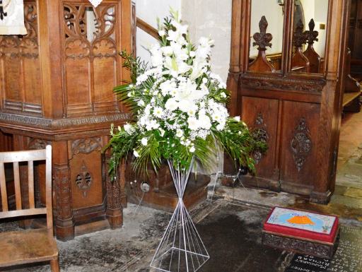 Wedding, Funeral And Seasonal Flowers For All Occasions In